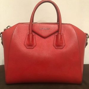 Givenchy Medium Antigona Satchel Bag